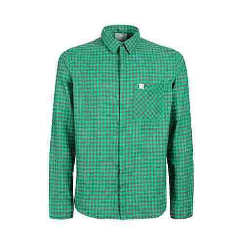 Mammut Winter Longsleeve Shirt Men Funktionshemd Herren light emerald-woods