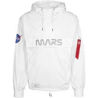 Alpha Industries Mars Mission Windbreaker Herren weiß