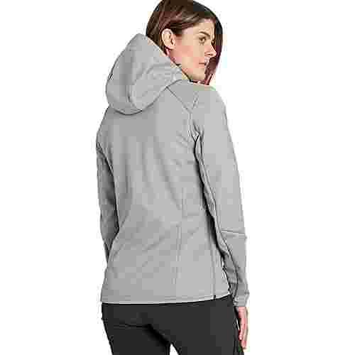 Mammut Ultimate VI SO Hooded Jacket Women Softshelljacke Damen granit-granit melange