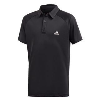 adidas Club Poloshirt Tennis Polo Kinder Black / White / Black
