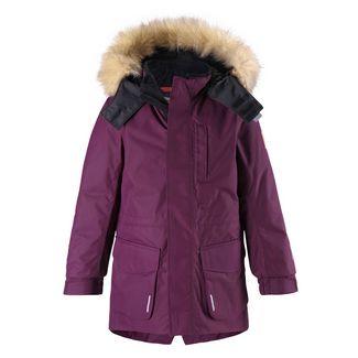 reima Naapuri Winterjacke Kinder Deep purple