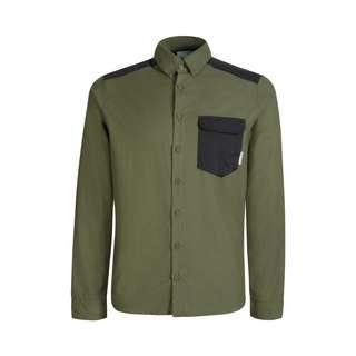 Mammut Fedoz Longsleeve Shirt Men Funktionshemd Herren iguana-black