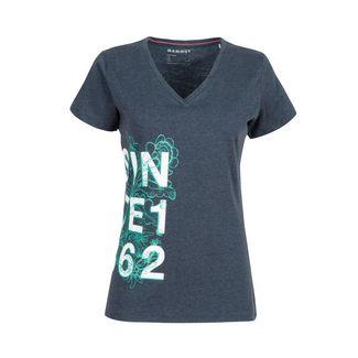 Mammut Zephira T-Shirt Women T-Shirt Damen marine melange
