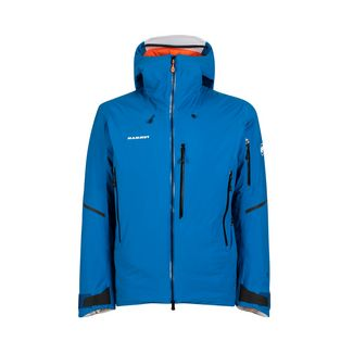 Mammut Nordwand Thermo HS Hooded Jacket Men Hardshelljacke Herren azurit