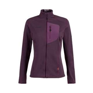 Mammut Aconcagua Light ML Jacket Women Fleecejacke Damen blackberry