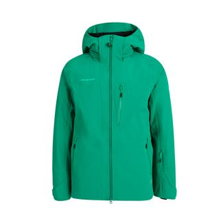 Mammut Stoney HS Thermo Jacket Men Hardshelljacke Herren deep emerald