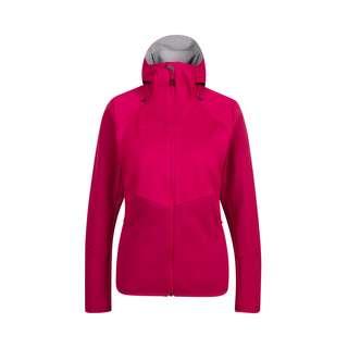 Mammut Ultimate VI SO Hooded Jacket Women Softshelljacke Damen sundown-sundown melange