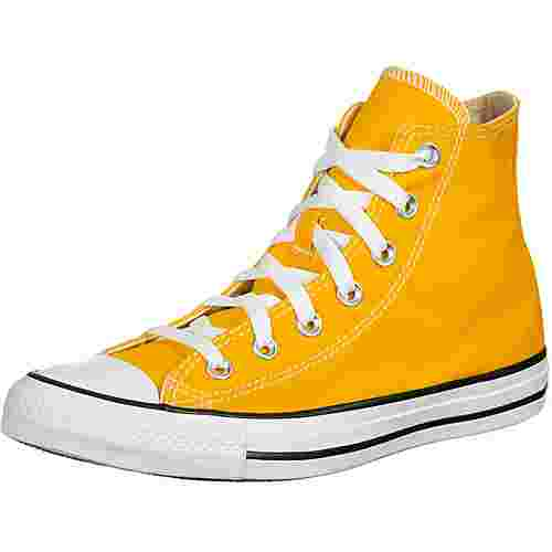 CONVERSE CTAS HI Sneaker Damen gelb