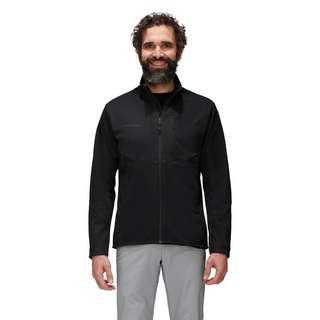 Mammut Ultimate VI SO Jacket Men Softshelljacke Herren black