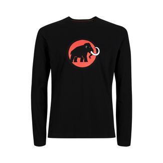 Mammut Mammut Logo Longsleeve Men Langarmshirt Herren black