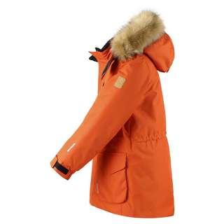 reima Naapuri Winterjacke Kinder Foxy orange