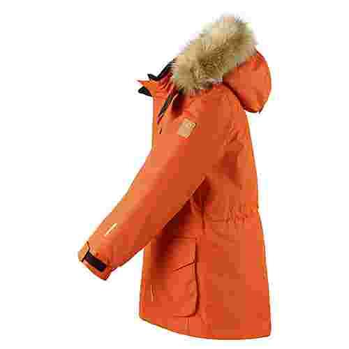reima Naapuri Winterjacke Kinder Foxy orange