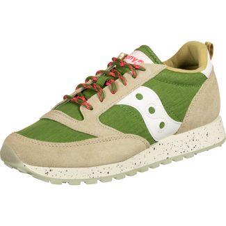 Saucony Jazz Sneaker Herren beige/grün