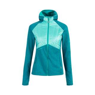 Mammut Aconcagua Light Hybrid ML Hooded W Fleecejacke Damen dark ceramic-ceramic