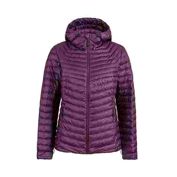 Mammut Daunenjacke Damen blackberry