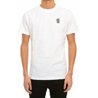 iriedaily Bye Bye T-Shirt Herren weiß