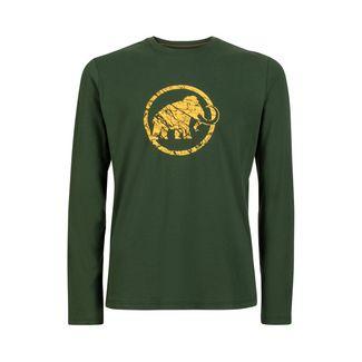 Mammut Mammut Logo Longsleeve Men Langarmshirt Herren woods