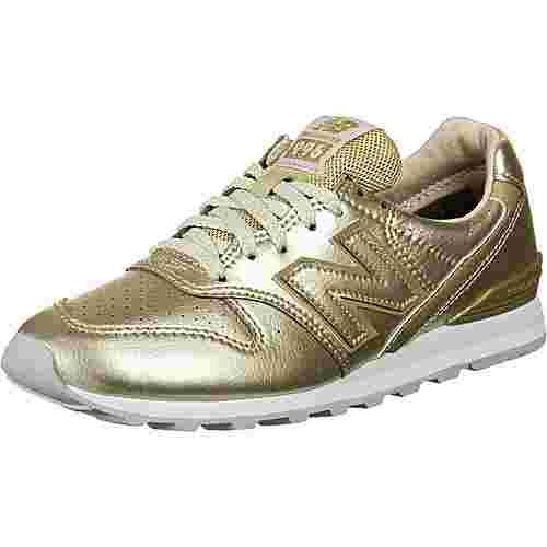 NEW BALANCE 996 W Sneaker Damen gold