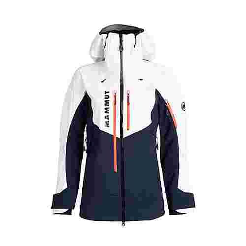 Mammut GORE-TEX® La Liste Pro HS Hooded Jacket Women Hardshelljacke Damen marine-bright white