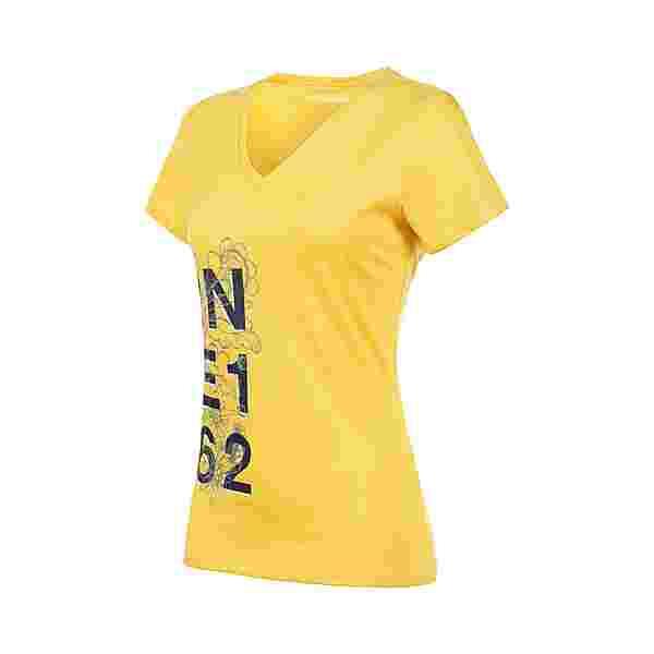 Mammut T-Shirt Damen freesia melange