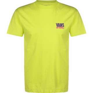 Vans Eyes Open T-Shirt Herren gelb/neon