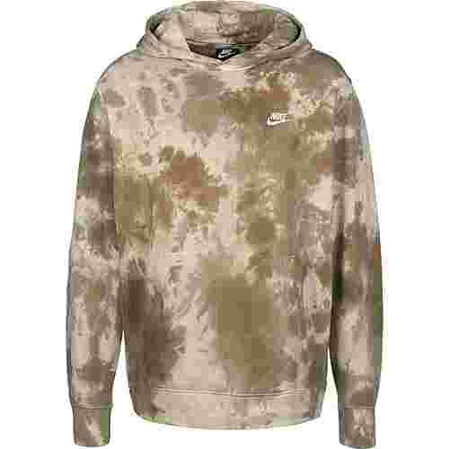 Nike Sportswear Hoodie Herren beige/oliv