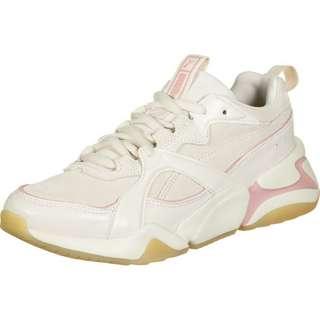 PUMA Nova 2 Suede W Sneaker Damen beige