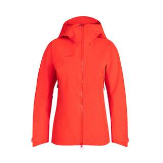Mammut GORE-TEX® Crater HS Hooded Jacket Women Hardshelljacke Damen spicy