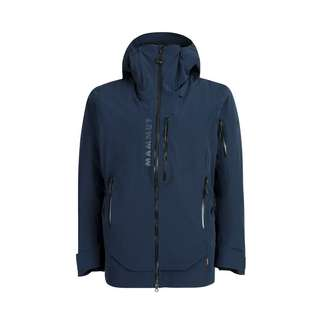 Mammut La Liste HS Thermo Hooded Jacket Men Hardshelljacke Herren marine