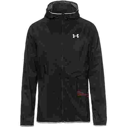 Under Armour Qualifier Storm Laufjacke Herren black