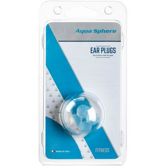 Aqua Sphere Aqua Stop Ohrenstöpsel Gehörschutz neutral
