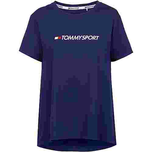 Tommy Hilfiger T-Shirt Damen blue ink