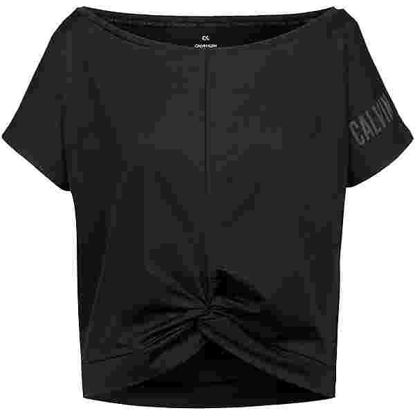 Calvin Klein CK ESSENTIALS Funktionsshirt Damen ck black