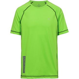 Calvin Klein T-Shirt Herren green flash
