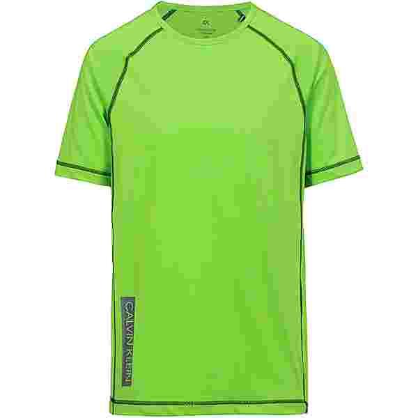 Calvin Klein T-Shirt Herren green flash