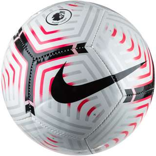 Nike Premier League Skills Miniball white-laser crimson-black