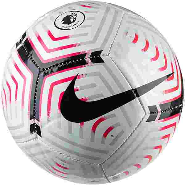 Nike Premier League Skills Miniball white-laser crimson-black