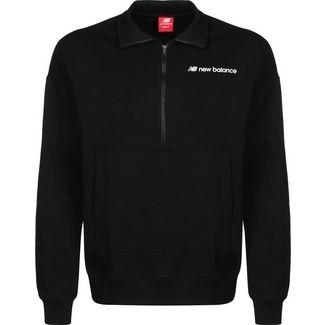 NEW BALANCE MJ93516 Sweatshirt Herren schwarz