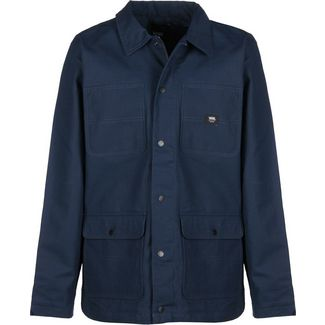 Vans Drill Chore Lined Windbreaker Herren blau