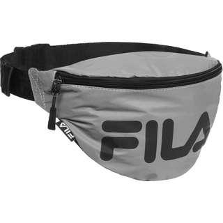 FILA Slim Reflective Sporttasche silber
