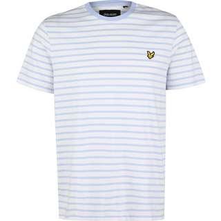 Lyle & Scott Breton Stripe T-Shirt Herren weiß/blau/gestreift