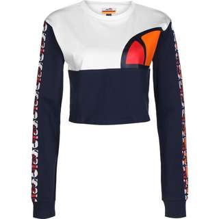 Ellesse Tamedeo Crop Longshirt Damen weiß
