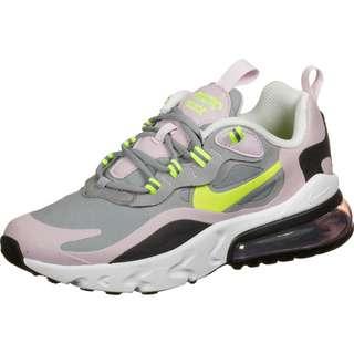 Nike Air Max 270 React Sneaker Kinder grau/pink