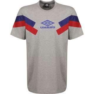 UMBRO Chevron T-Shirt Herren grau/meliert