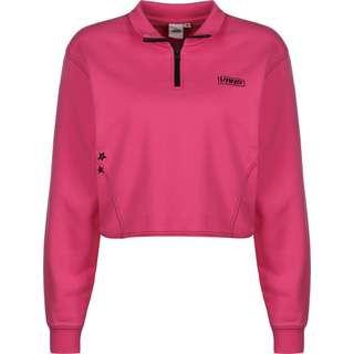 Vans Thread It Sweatshirt Damen pink