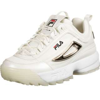 FILA Disruptor Mesh Sneaker Damen beige
