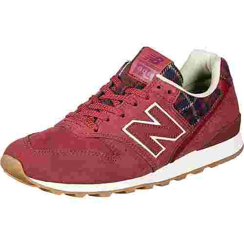 NEW BALANCE WL996 Sneaker Damen red