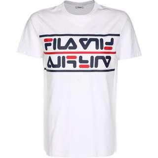 FILA Salman T-Shirt Herren weiß
