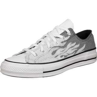 CONVERSE Chuck 70 Ox Sneaker Herren grau/weiß
