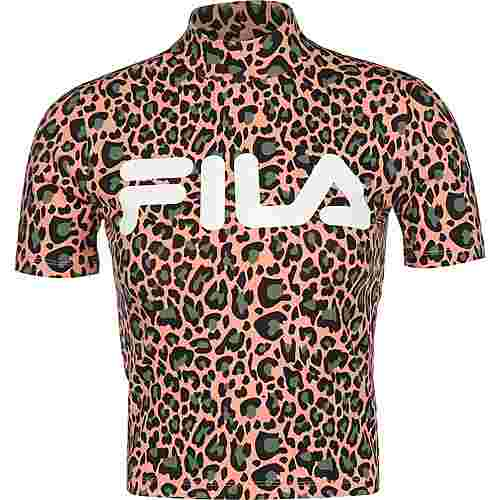 FILA Every AOP T-Shirt Damen pink